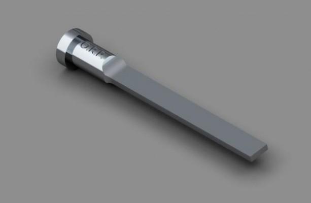 Estrattori testa cilindrica lamellari nitrurati